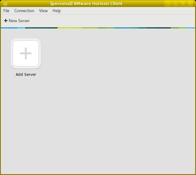 VMware Horizon View Client on Qubes 3 2 – Militant DK